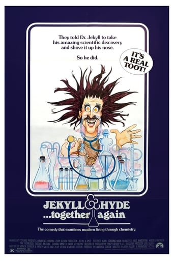 Poster of Jekyll and Hyde ... Together Again