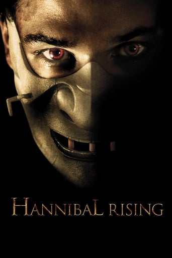 Poster of Hannibal Rising