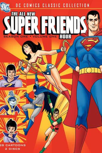 Capitulos de: La nueva hora de los Súper Amigos