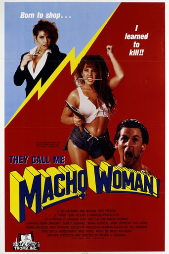 Poster of They Call Me Macho Woman