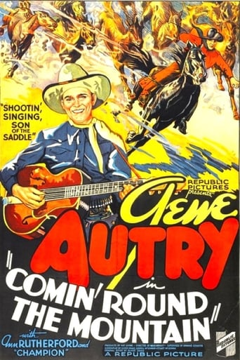 Poster of Comin' 'Round the Mountain
