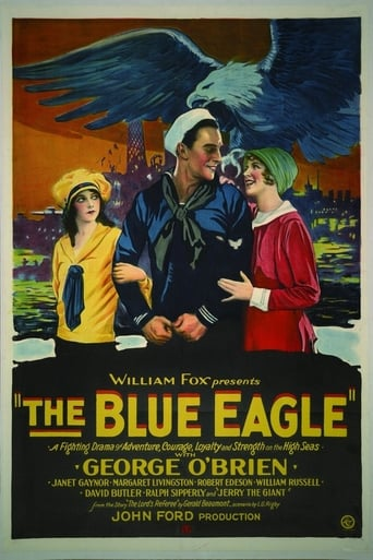 Poster of The Blue Eagle