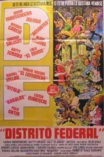 Poster of D.F./Distrito Federal