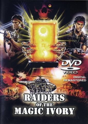 Raiders of the Magic Ivory Movie Poster