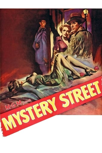 Poster of Mystery Street