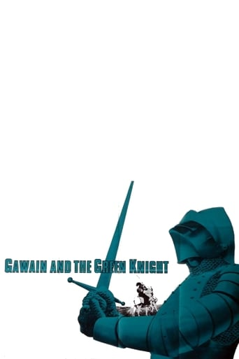 Poster of Gawain and the Green Knight