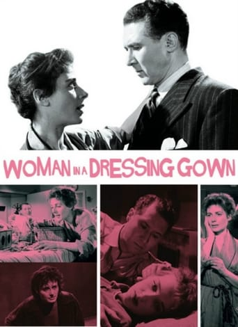 Poster of Woman in a Dressing Gown