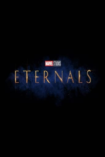 Poster of The Eternals