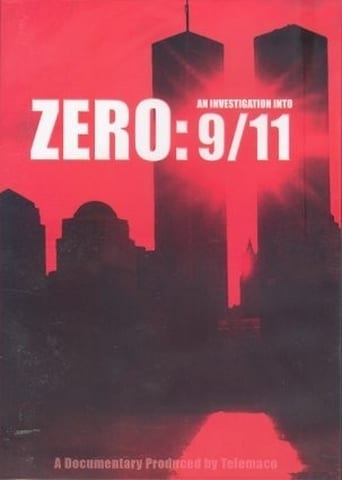 Poster of Zero An Investigation Into 9-11