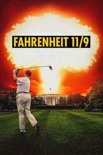 The Fahrenheit 11/9 (2018) movie poster image