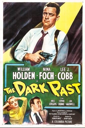 The Dark Past Movie Poster
