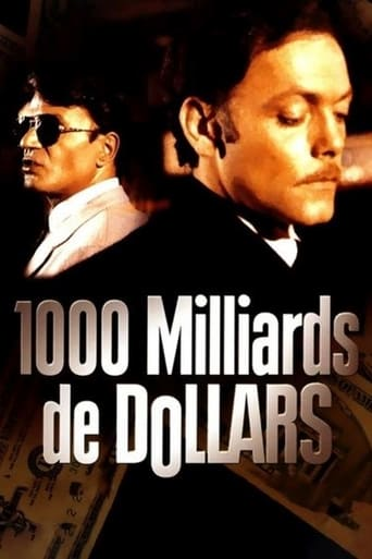 Poster of Mille milliards de dollars