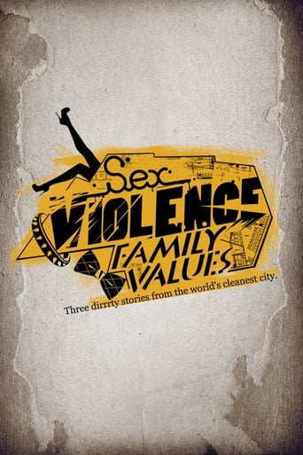 Poster of Sex.Violence.FamilyValues.