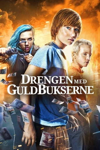 Poster of The Boy with the Golden Pants