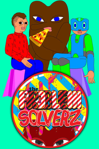Poster of The Problem Solverz