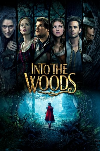 Into the Woods (2014) - poster