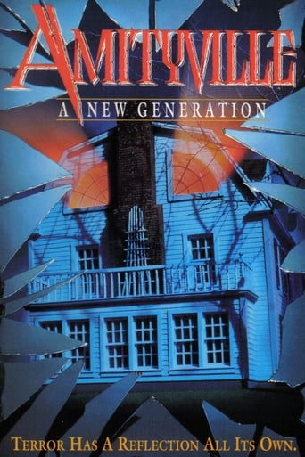 Poster of Amityville: A New Generation
