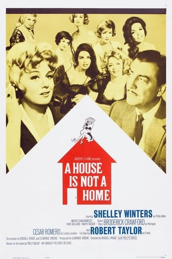 Poster of A House Is Not a Home