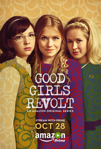 Poster of Good Girls Revolt