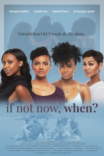Poster of If Not Now, When