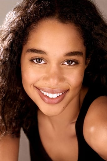 Image of Laura Harrier