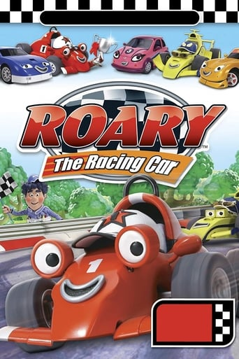 Poster of Roary the Racing Car