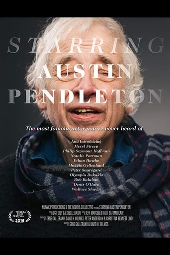 Poster of Starring Austin Pendleton