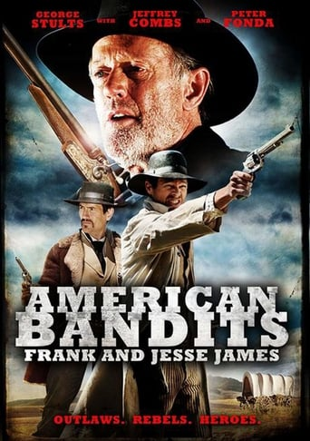 Poster of American Bandits: Frank and Jesse James