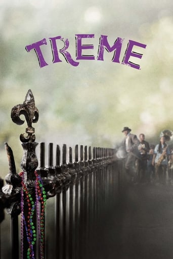 Poster of Treme