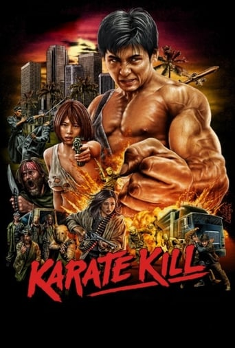 Poster of Karate Kill