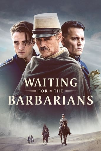 Watch Waiting for the Barbarians Free Movie Online