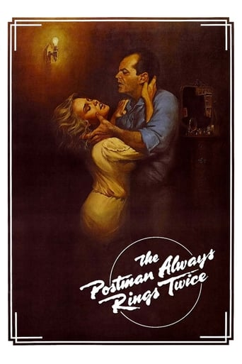 Poster of The Postman Always Rings Twice