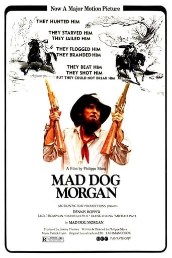voir film Mad Dog Morgan streaming vf