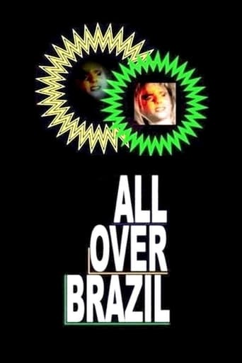Poster of All Over Brazil