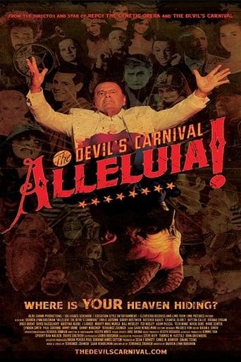 Poster of The Devil's Carnival: Alleluia!