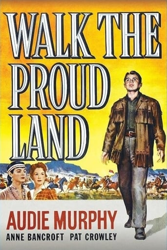 Poster of Walk the Proud Land