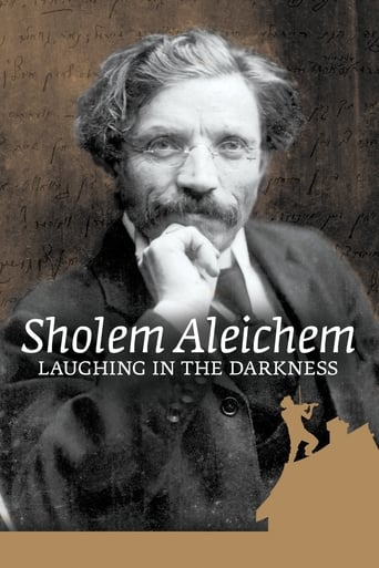Poster of Sholem Aleichem: Laughing In The Darkness