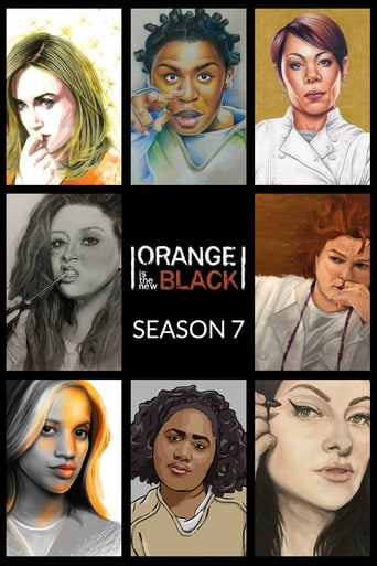 Orange Is the New Black 7ª Temporada - Poster