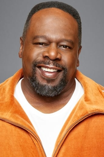 Cedric the Entertainer alias Scribble