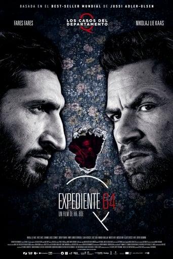 Poster of Expediente 64: Los casos del departamento Q