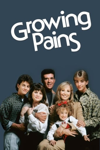 Poster of Growing Pains