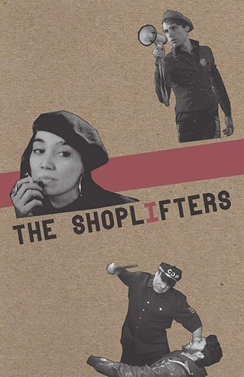The Shoplifters poster