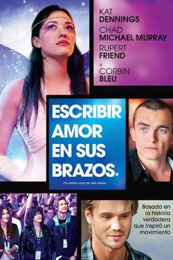 Poster of Escribir amor en sus brazos