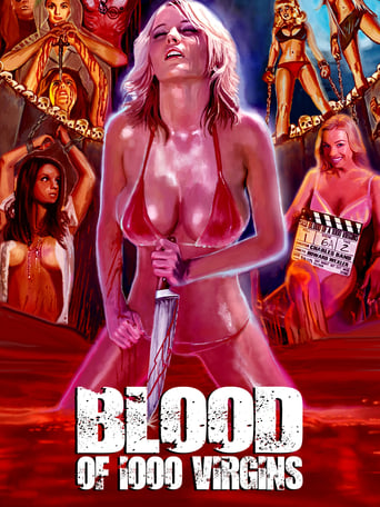 Poster of Blood Of 1000 Virgins