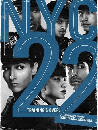 Poster of NYC 22