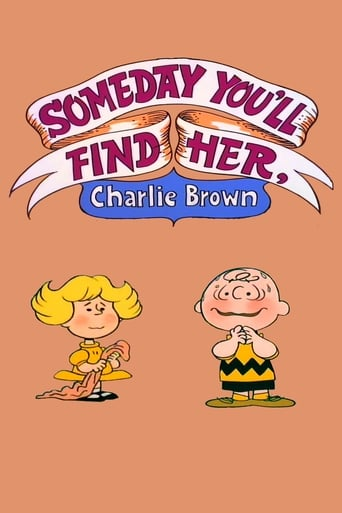 Poster of Someday You'll Find Her, Charlie Brown