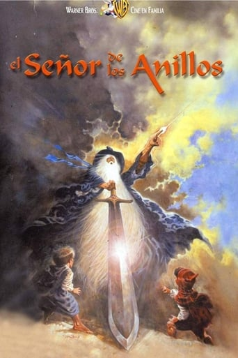 Poster of El señor de los anillos