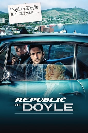 Poster of Republic of Doyle