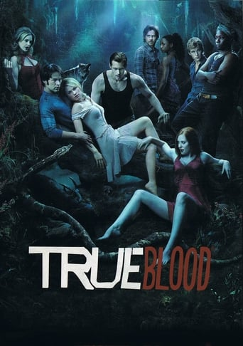True Blood 3ª Temporada - Poster