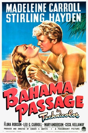 Poster of Bahama Passage